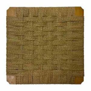 Impagliatura artigianale a busta in cordoncino cinese